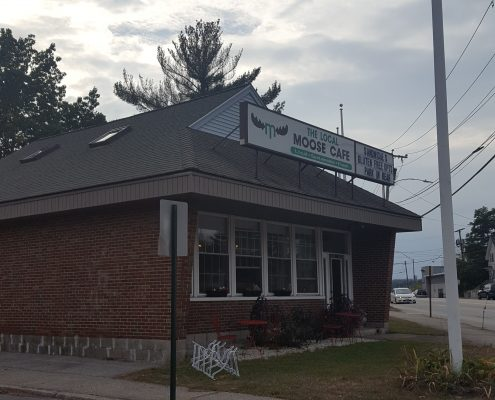 The Local Moose Cafe - Front