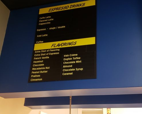 daylight donuts - store - menu