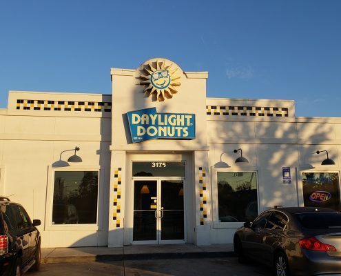 daylight donuts - store - store front