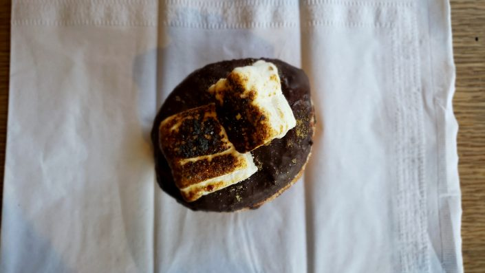 five daughters - donut - s'mores - top