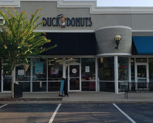 duck donuts - store - entrance