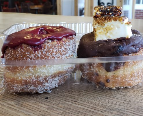 five daughters - donut - huckleberry and s'mores 2